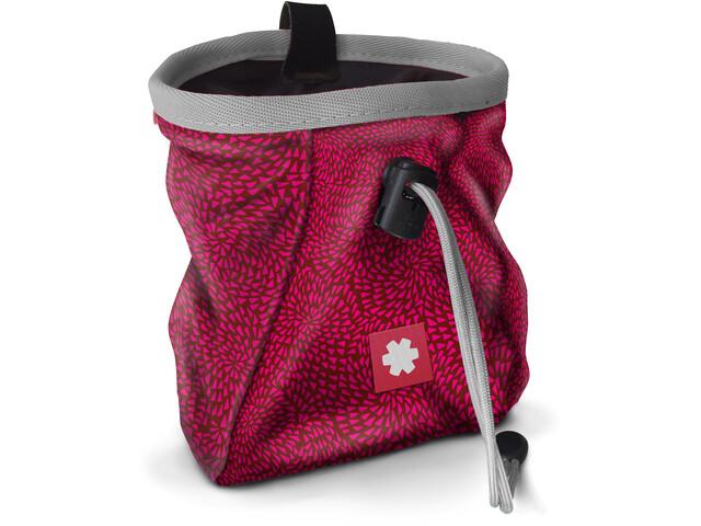 Ocun Lucky Kridtpose med bælte, rød